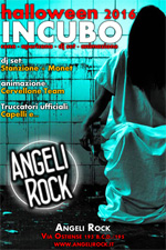 halloween angeli rock